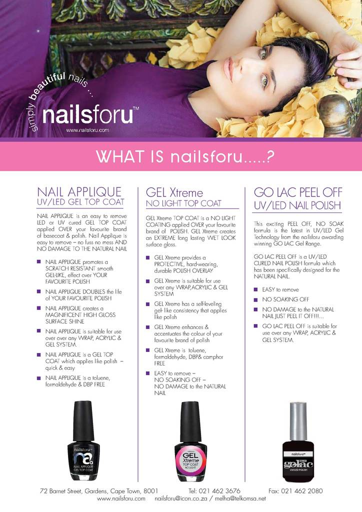 What is nailsforu?